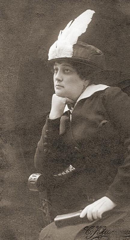 Julia z Eysmontów Rafalska