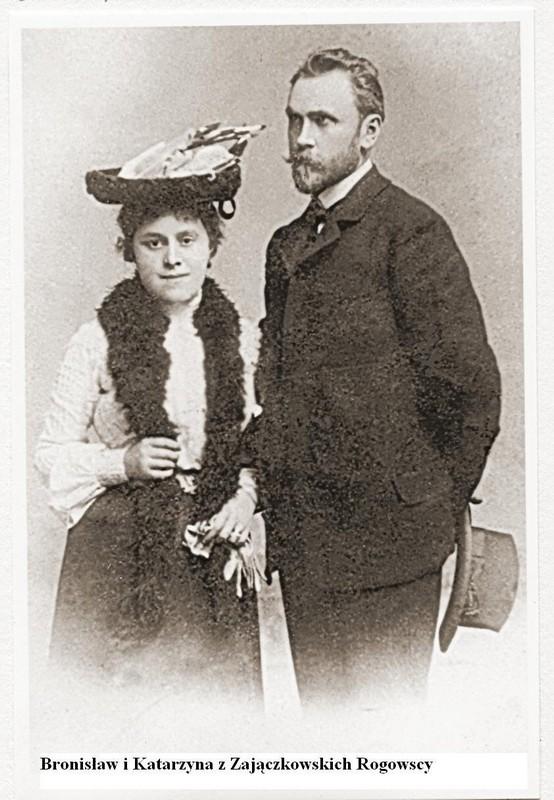 Katarzyna i Bronisław Rogowscy