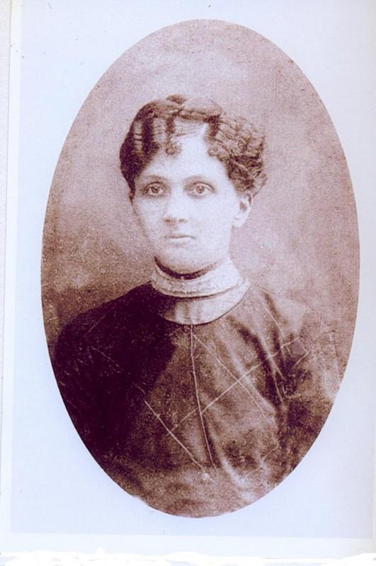 Maria z Eysymontów  Zajączkowska (babcia)